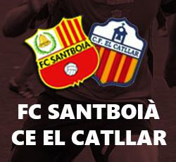 Santboià - Catllar