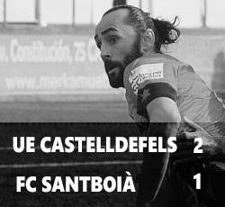 Castelldefels - Santboià